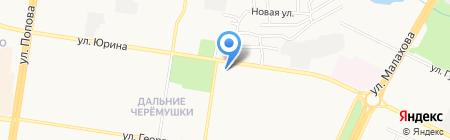 Пи&ко на карте Барнаула