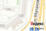 Схема проезда до компании Выездная служба по ремонту телевизоров в Барнауле