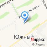 Listen to me на карте Барнаула