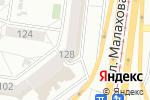 Схема проезда до компании Почтовое отделение №66 в Барнауле