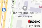 Схема проезда до компании Федерация бокса Алтайского края в Барнауле