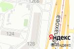 Схема проезда до компании Полимер в Барнауле
