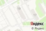Схема проезда до компании Библиотека №10 им. А.С. Пушкина в Барнауле