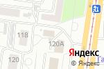 Схема проезда до компании GRILL Шаурма в Барнауле