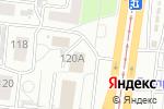 Схема проезда до компании Булкин дом в Барнауле
