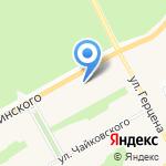 Участковый пункт полиции №6 Отдела полиции №10 УВД по г. Барнаул на карте Барнаула