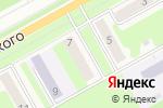 Схема проезда до компании Участковый пункт полиции №6 Отдела полиции №10 УВД по г. Барнаул в Барнауле
