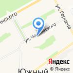 Вина Кубани на карте Барнаула