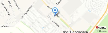 Теплосберегающие технологии на карте Барнаула