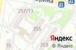 Схема проезда до компании Ветеран в Барнауле