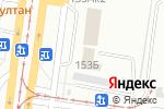 Схема проезда до компании АМРА в Барнауле