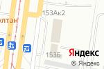 Схема проезда до компании ДЖИЛИ ЦЕНТР АЛТАЙ в Барнауле