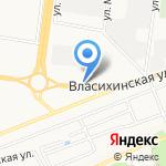 У Рустама на карте Барнаула