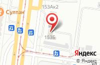 Схема проезда до компании Danielweb.ru в Барнауле