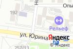 Схема проезда до компании Мир ремонта в Барнауле