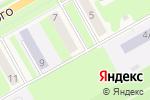 Схема проезда до компании Авангард-Спорт в Барнауле