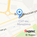 БитСистемс на карте Барнаула