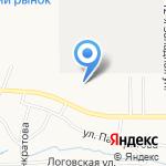 Металл-Строй на карте Барнаула