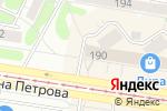 Схема проезда до компании Студия макияжа и прически Ирины Замуруевой в Барнауле