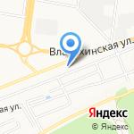 Купикулер.рф на карте Барнаула