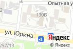 Схема проезда до компании Арт-Профит в Барнауле