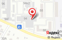 Схема проезда до компании Сервисная Сетевая Компания в Барнауле
