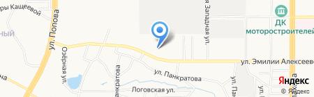 Светодиодные решения.рф на карте Барнаула