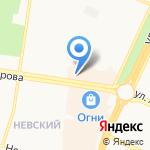 Право собственности на карте Барнаула