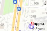 Схема проезда до компании Стимул в Барнауле
