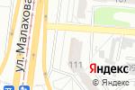 Схема проезда до компании Магазин по продаже матрасов в Барнауле