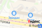 Схема проезда до компании Энергия жизни в Барнауле