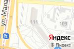 Схема проезда до компании Артемида в Барнауле