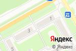 Схема проезда до компании Татьяна в Барнауле