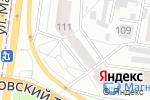 Схема проезда до компании Самурай в Барнауле