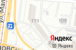 Схема проезда до компании Попурри в Барнауле