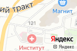 Схема проезда до компании СК-Пластик в Барнауле