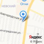 ВТБ Страхование на карте Барнаула