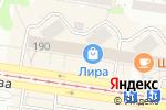 Схема проезда до компании Агроторг в Барнауле