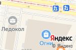 Схема проезда до компании Smile Mobile в Барнауле