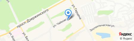 SEOcut на карте Барнаула