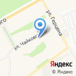Магия любви на карте Барнаула
