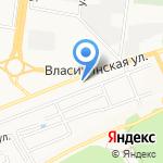 ГринЛандия на карте Барнаула