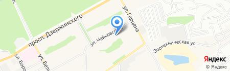 Спа-кабинет Классен Ольги на карте Барнаула
