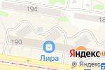 Схема проезда до компании Скорая Компьютерная Помощь в Барнауле