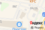 Схема проезда до компании Сиб-Транс-Системс в Барнауле