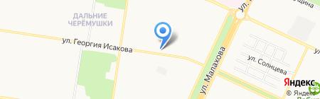 ПивКо на карте Барнаула
