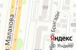 Схема проезда до компании Хмель в Барнауле