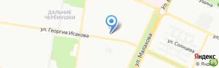 Каратэ СинКёкусинкай на карте Барнаула