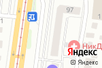 Схема проезда до компании Квикит в Барнауле