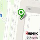 Местоположение компании ТЕХНО-МАРКЕТ